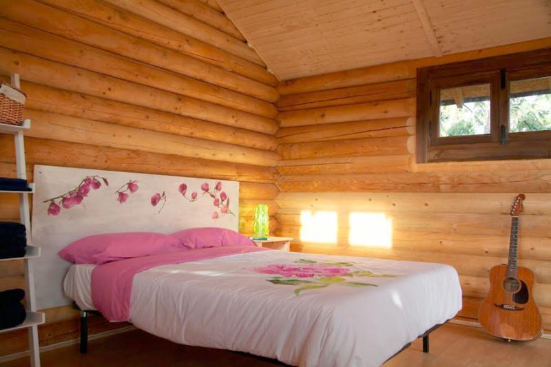 Dormir en los rboles caba as en los rboles de extremadura - Cabana en los arboles ...